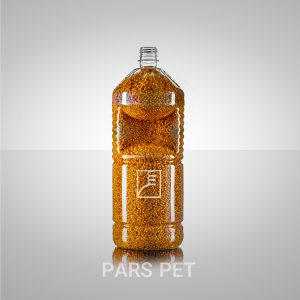 بطری پلاستیکی روغن 2 لیتری شاداب دهانه 28
