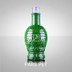 بطری 2.5 لیتری خمره ای دهانه 45