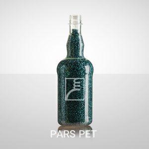 بطری 750 سی سی دهانه 28