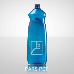 بطری 1 لیتری مایع ظرفشویی دهانه 28