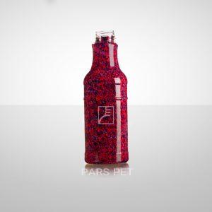 بطری 1 لیتری خمره ای دهانه 38