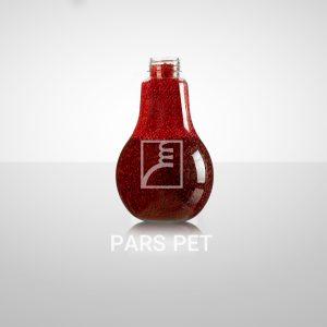 بطری 1 لیتری لامپی دهانه 38