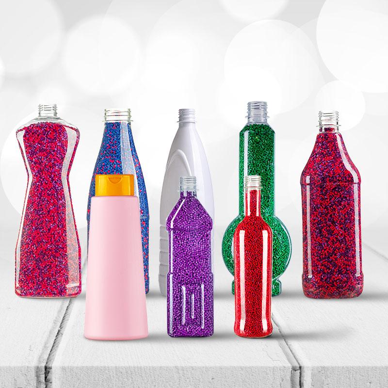 بطری های ۵۰۱ سی سی تا ۱۰۰۰ سی سی